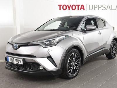 begagnad Toyota C-HR 1,8 Hybrid Executive Skinn JBL Teknikpkt
