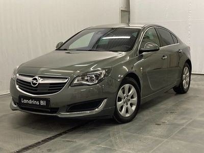 begagnad Opel Insignia 2.0 CDTI 4x4 Automat OPC Line