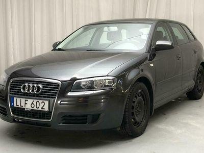 begagnad Audi A3 Sportback 1.9 TDI