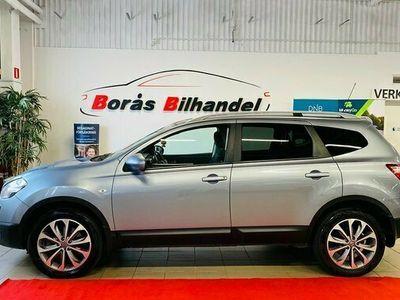 begagnad Nissan Qashqai +2 Qashqai 2 Qashqai 2 2.0 dCi 4x4 Automat 7-sits 2011, SUV Pris 69 900 kr