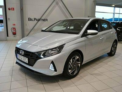 "begagnad Hyundai i20 1.2 Essential ""DEMO"" 2021"