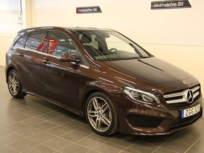 begagnad Mercedes 220 B-KLASS4 Matic