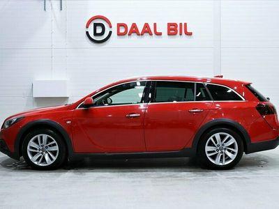 begagnad Opel Insignia Country Tourer 2.0 CDTI 4X4 170HK NAVI KAMERA PANO DRAG