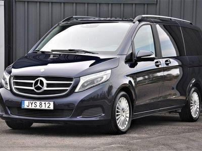 brugt Mercedes V220 d 7G Tronic Plus Lång