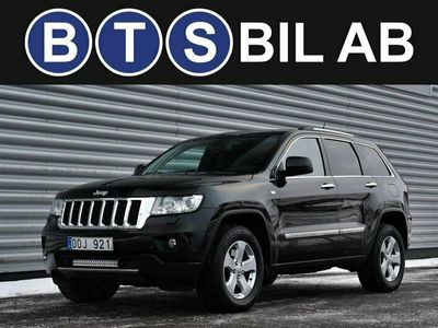 begagnad Jeep Grand Cherokee 3.0 V6 CRD Limited 4WD Automat 241hk