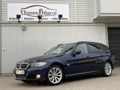 begagnad BMW 320 d xDrive Touring Aut,Nyservad 184hk