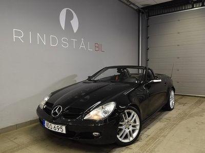 begagnad Mercedes 280 Benz SLK CAB AUT SPORT 2008, Cab 124 900 kr