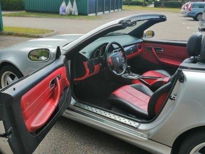 begagnad Mercedes SLK230 Kompressor AMG