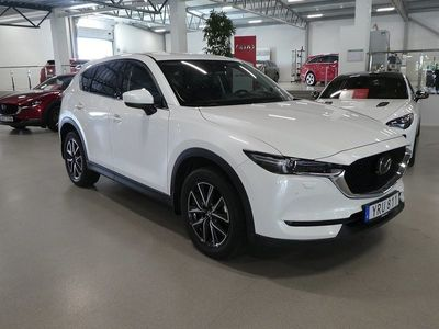begagnad Mazda CX-5 2.5 Optimum AWD Automat Årsskatt 1500:- Euro 6 194hk