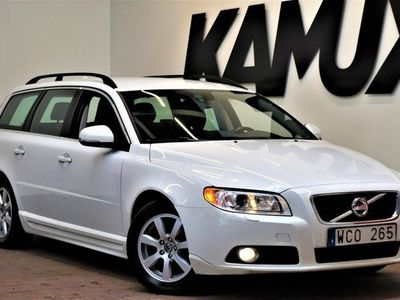 begagnad Volvo V70 D2 | Momentum | Drag | S&V-Hjul (115hk)