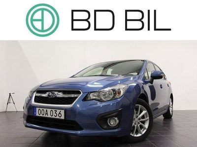 begagnad Subaru Impreza 1.6 SPORT 4WD HALVSKINN SV-SÅL