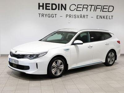 begagnad Kia Optima Hybrid Sport Wagon P-HEV 2.0