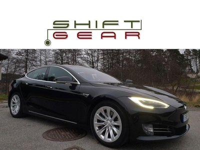 begagnad Tesla Model S 75D Facelift Premium AP Leasebar