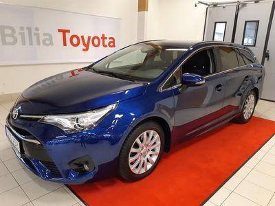 begagnad Toyota Avensis Kombi 2.0 D-4D Active 2016, Kombi 149 900 kr