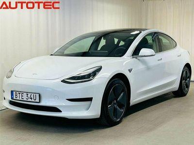 begagnad Tesla Model 3 Standard Range Premium RWD 258hk