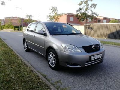 brugt Toyota Corolla 1.8 Sport/Ny Bes /AC -02