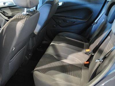 begagnad Ford Fiesta 1.25 82 Titanium 5-d -13