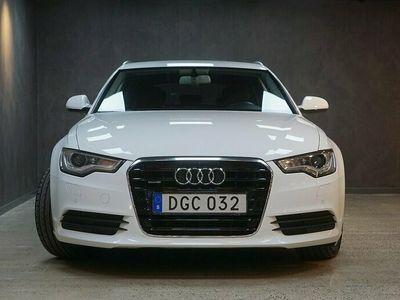 begagnad Audi A6 204 TDI V6 Quattro S-Tronic D-Värm Drag Nyservad