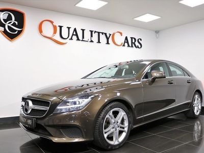 begagnad Mercedes CLS250 d/ 9G-Tronic/ Euro 6/ 204hk