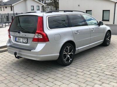 begagnad Volvo V70 D3 Momentum