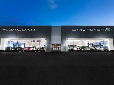 begagnad Jaguar F-Pace R-Sport / 25d AWD 240HK / Leasebar