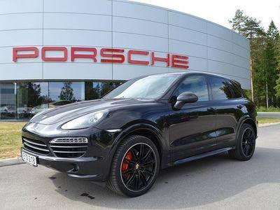 begagnad Porsche Cayenne S Diesel, sv-såld, ränta 1,89%