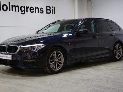 begagnad BMW 520 d xDrive Touring M-Sport Winter HiFi