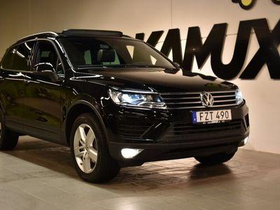 begagnad VW Touareg 3,0 TDI 262hk | R-Line | Pano | Euro6