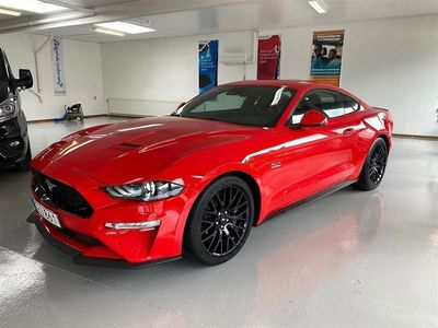 begagnad Ford Mustang GT GT 5.0 V8 Automatisk, 450hk