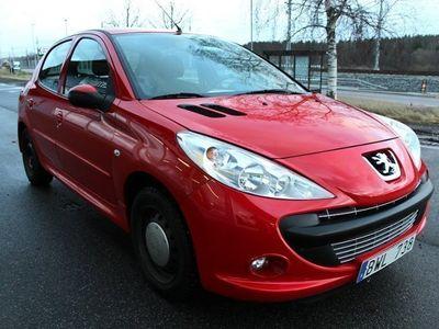 begagnad Peugeot 206+ 1.4 Active Sport 5dr (73hk) 9820 mil Sv-Såld