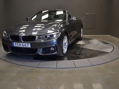 begagnad BMW 430 i Convertible/ M-Sport / Adaptiv fart