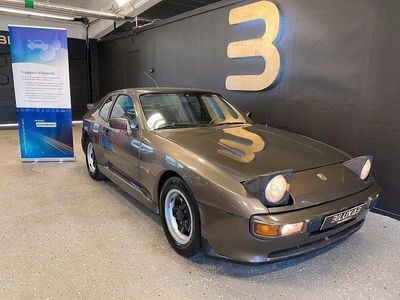 begagnad Porsche 944 163hk