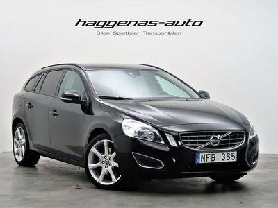 begagnad Volvo V60 D5 / 215hk / Automat