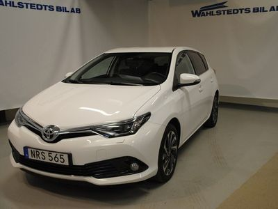used Toyota Auris 1,2 116 hk Euro 6