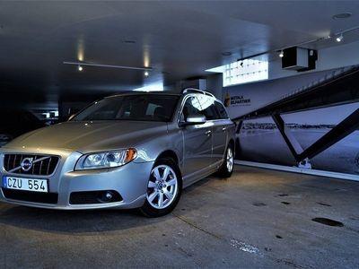 begagnad Volvo V70 D2 DRIVe / Momentum / Värmare / Bluetooth