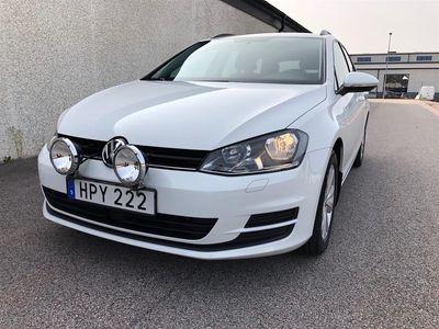 begagnad VW Golf Sportscombi 1.6 TDI 4M Värmare