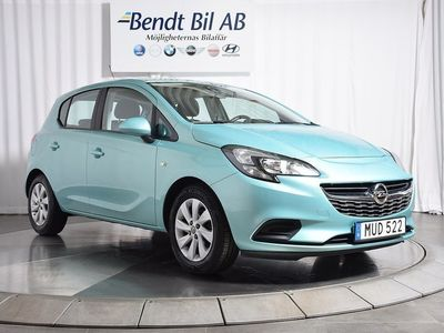 used Opel Corsa 5-dörrar 1.4 Euro 6 90hk / Pluspak -16