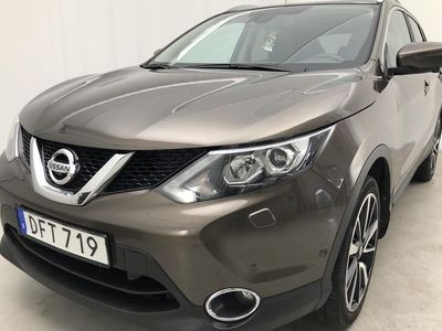 begagnad Nissan Qashqai 1.5 dCi (110hk)