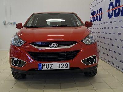 begagnad Hyundai ix35 1.7 CRDi 2WD (115 hk) SUV