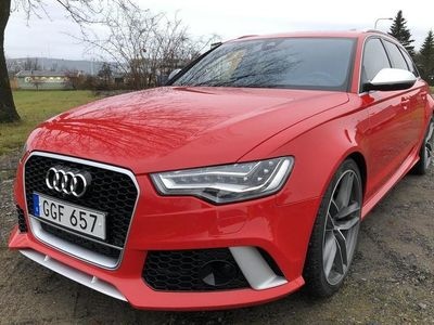 begagnad Audi RS6 4.0 TFSI Avant quattro