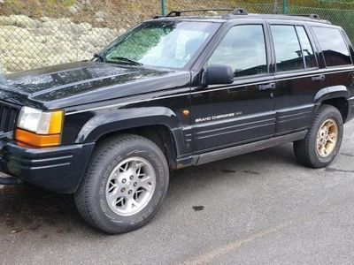 begagnad Jeep Grand Cherokee