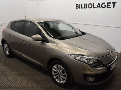 begagnad Renault Mégane III 1.2 TCe SS 115 Exception 5-d
