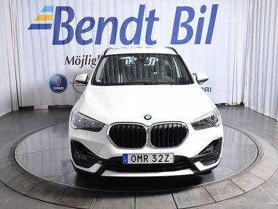 begagnad BMW X1 xDrive20d / Sport Line
