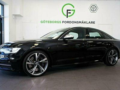 begagnad Audi S6 Sedan 4.0 TFSI V8 quattro / 360° /Head-up / Feritta