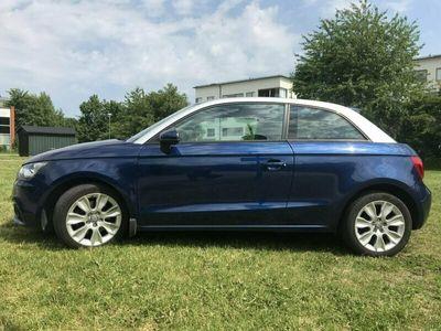 begagnad Audi A1 8X