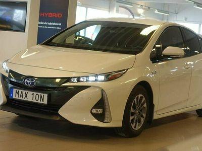 begagnad Toyota Prius 1,8 PLUG-IN HYBRID EXECUTIVE NAVI JBL V-HJUL TKG