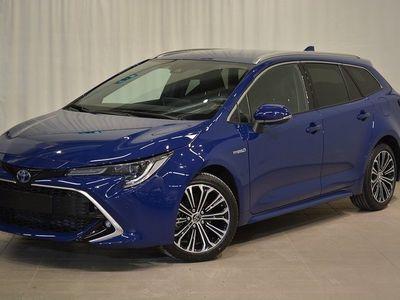 begagnad Toyota Corolla T S Hybrid 1.8 Executive