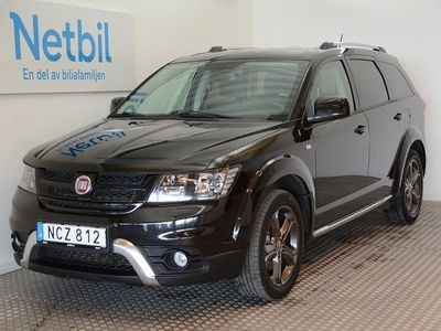 begagnad Fiat Freemont 2.0 AWD 7-sits Black Code Nyservad