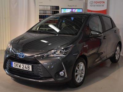 begagnad Toyota Yaris ElHybrid Y20 Backkamera V-Hjul Friktion Bluetooth