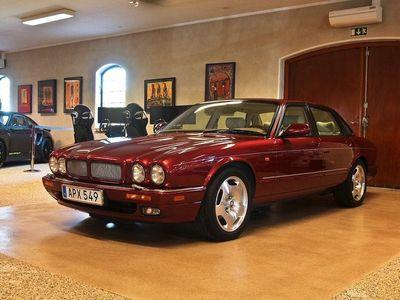 begagnad Jaguar XJR 4.0 Supercharger Svensksåld! 2 brukare!